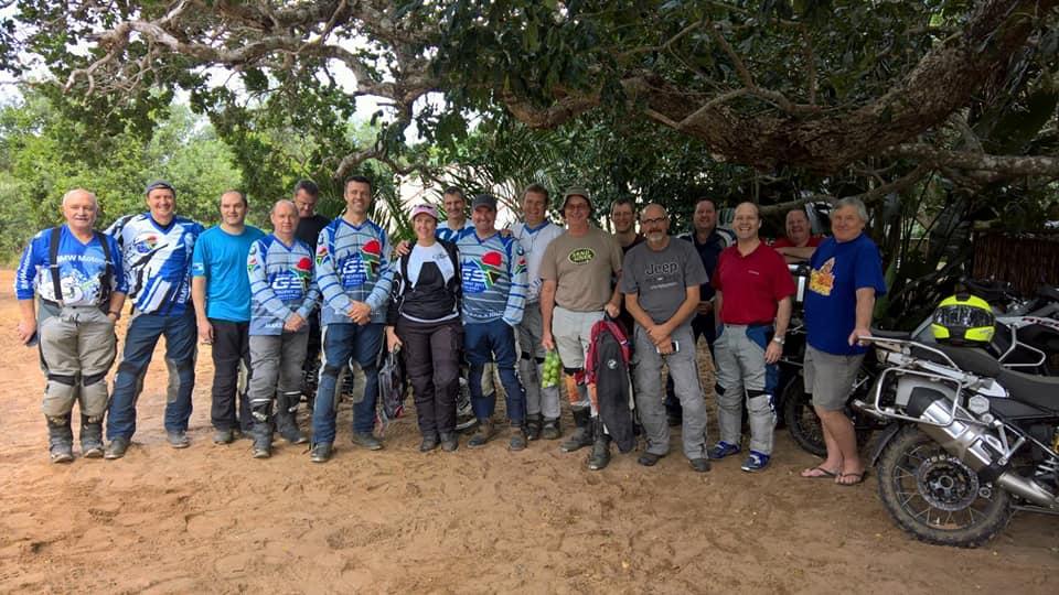 The 2017 Sand ex challenge held at Utshwayelo Lodge, Kosi Bay