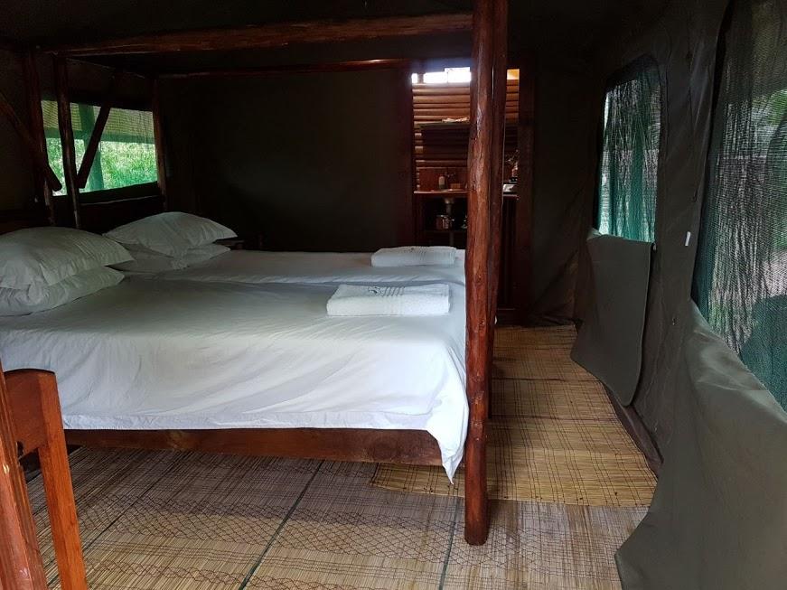 Turtle Tent beds, kosi bay accommodation